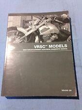 2009 HARLEY OFFICIAL FACTORY ELECTRICAL DIAGNOSTIC MANUAL ALL V-ROD VRSC MODELS