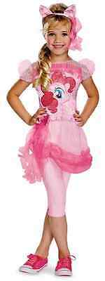 Pinkie Pie Classic My Little Pony Horse Fancy Dress Up Halloween Child Costume