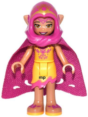Lego Elves 41179  Azari Firedancer with Hood and Cape Minifigure New