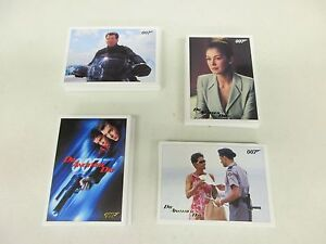 2017-James-Bond-Archives-Final-Edition-83-Card-Die-Another-Day-Gold-Parallel-Set
