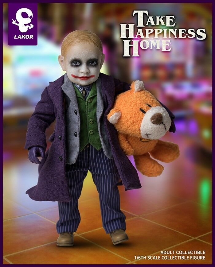 1 6th scale Take Happiness Home Home Home - JOKER Baby 2.0 Collectible Figure 707dfd