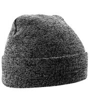ce2e9ec9b Turn up Gucci Style Plain Beanie Hat Warm Knitted Ski Winters Gifts ...