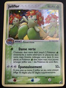 Carte-Pokemon-JOLIFLOR-3-115-Holo-Forces-Cachees-Bloc-Ex-FR-NEUF