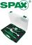 ABC SPAX Kaiman Pro Terassen Brettrichter-Set 5009409872009