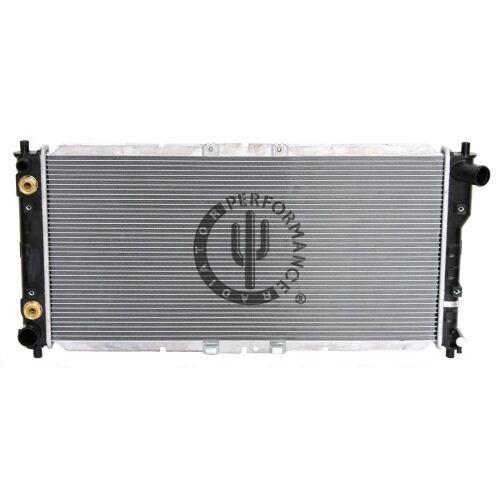 Radiator PERFORMANCE RADIATOR 1510 fits 93-97 Mazda 626