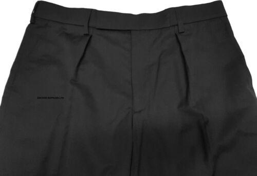 sécurité Pantalon 2 X EX Police Pantalon par Turner Virr//travail Portier Noir