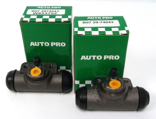 Wheel Cylinders Set REAR 29-13054 Buick Chevy Oldsmobile Pontiac