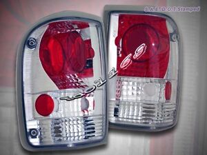 Image Is Loading 93 97 Ford Ranger Tail Lights Taillight 94