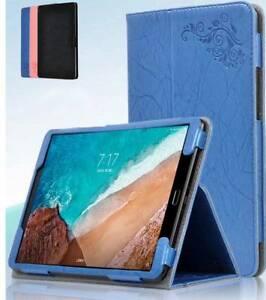 pretty nice abe09 4e1ca Details about PU Leather Stand Smart Case Cover For Xiaomi Mipad 4 Plus/Mi  Pad 4 plus+Film