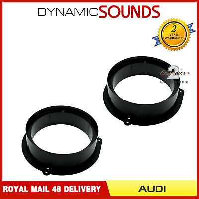 Connects2 CT25FD12 Ford KA 2009 On Car Speaker Adaptor Fitting Front Door 16.5CM