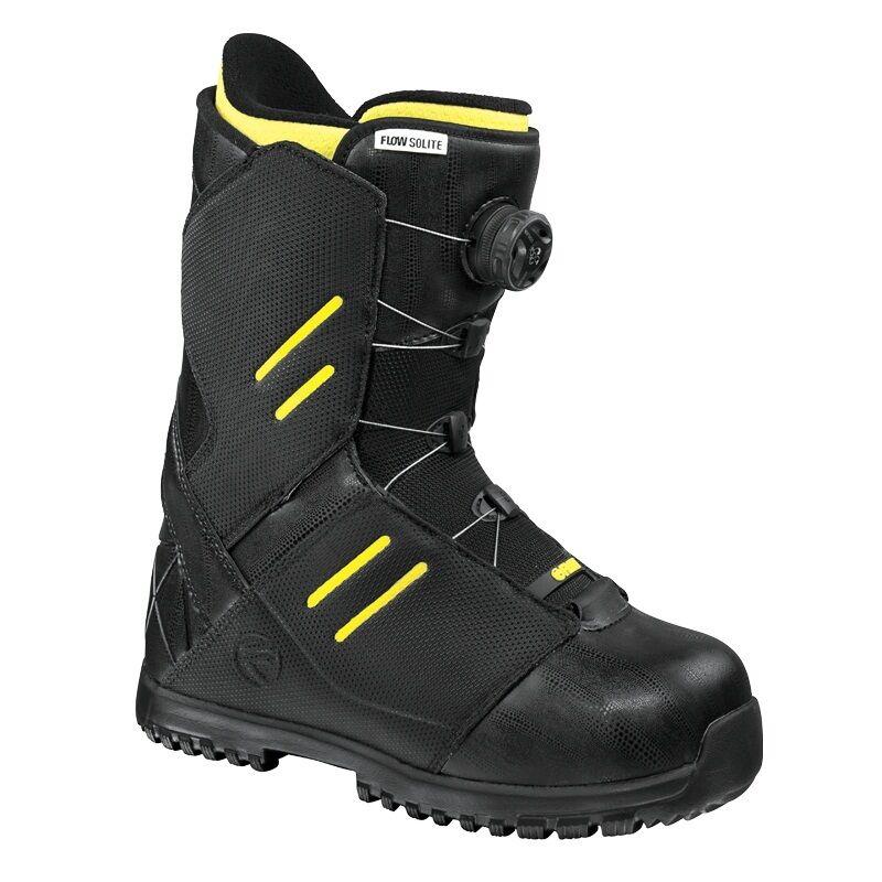 Stiefel Snowboard boot flow üblichen Haspel 2014 2015 MP 26.5