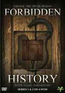 Forbidden-History-With-Jamie-Theakston-Series-1-2-DVD-NEW
