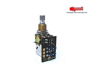 PMT-Dual-Mode-High-Pass-amp-Low-Pass-Tone-Control-500K-Ohms-Audio-Log