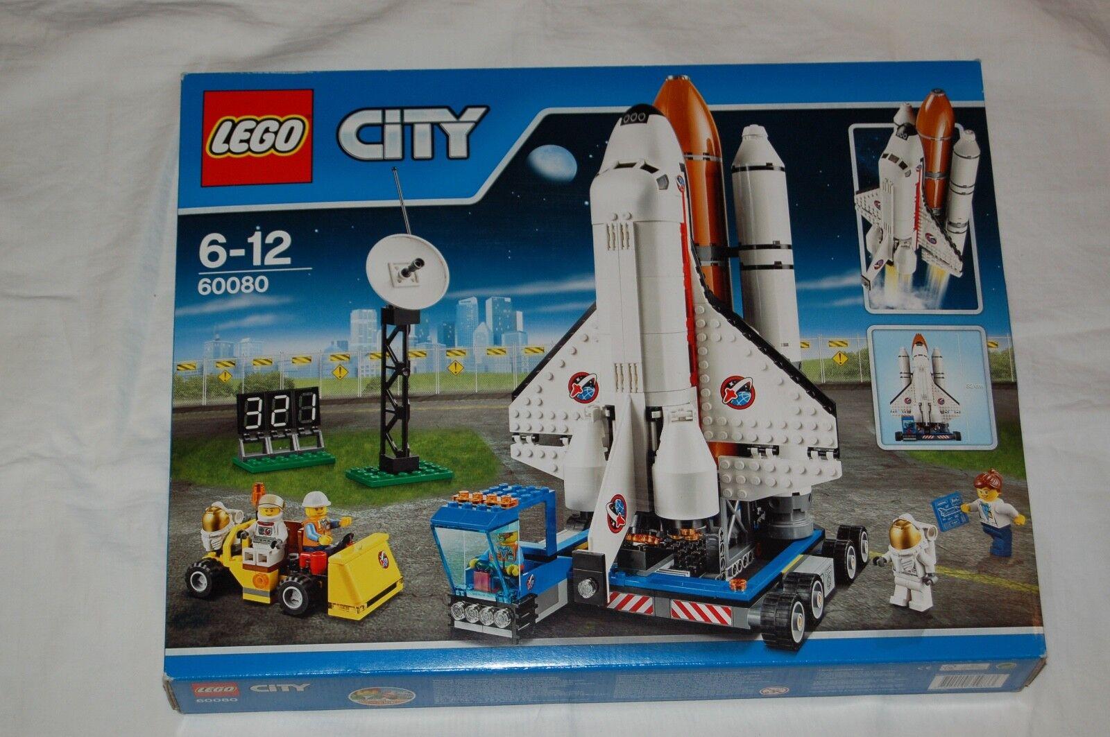 LEGO City 60080 Raketenstation NEU  passt zu 60078,60079,60104,60077