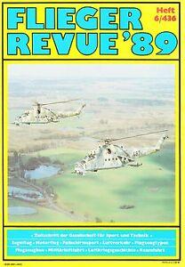 2f8906/ Flieger Revue Nr. 436 - 6/1989 - TOPP HEFT