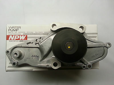 H58 05-12 Honda Accord Pilot Odyssey Acura CL TL MDX NPW Water Pump Japan Made