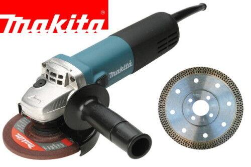 Makita Winkelschleifer GA 5040  ø 125 mm 1100 Watt