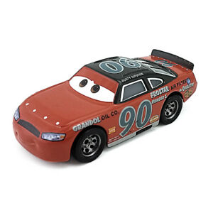 Disney-Pixar-Cars-3-No-90-Ponchy-Wipeout-Thomasville-Racing-Legends-Toy-Car-Gift