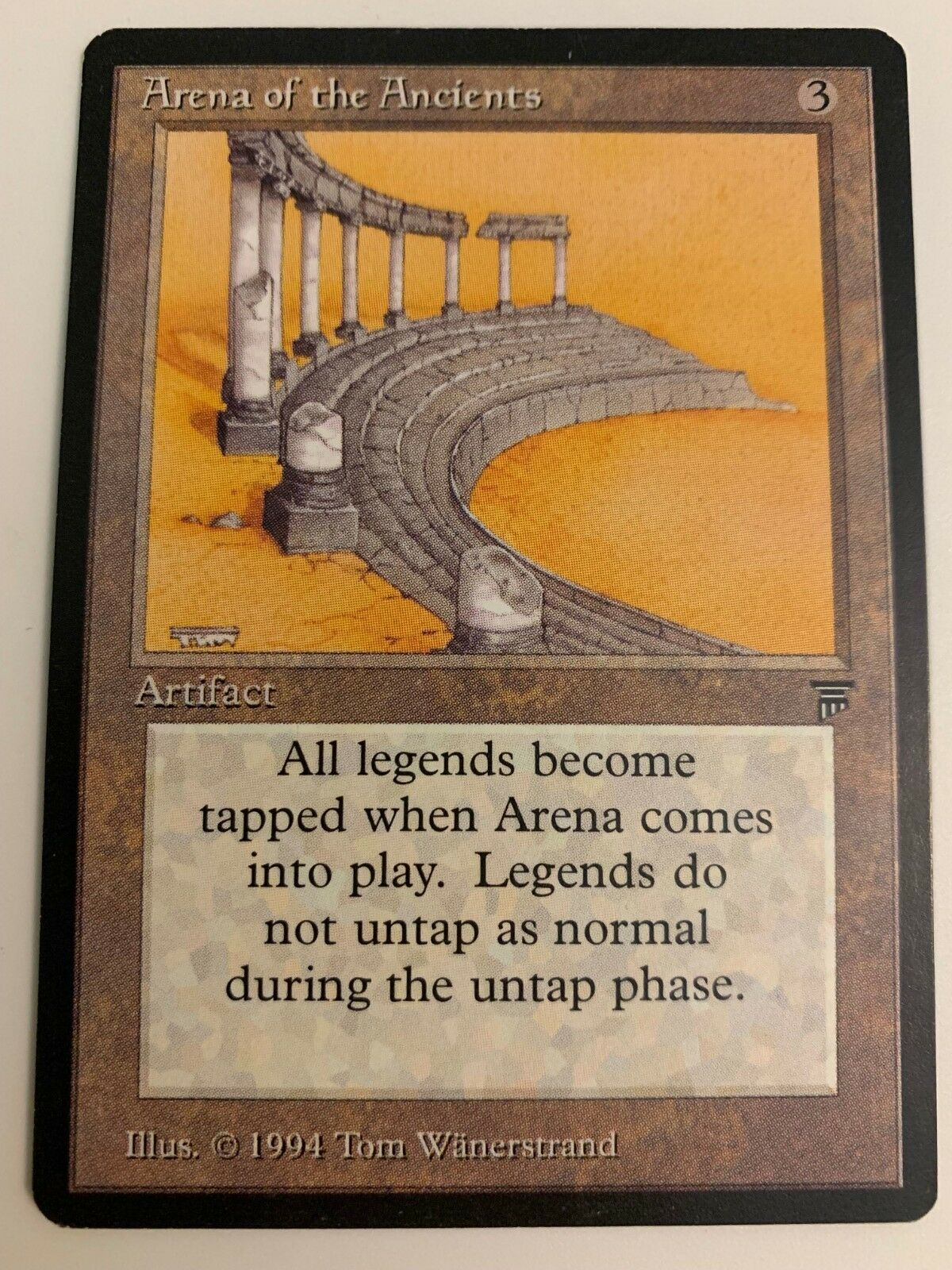 MTG Magic The Gathering  Arena of the Ancients - Legends English -