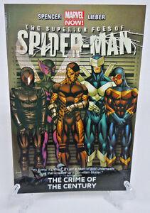 Superior-Foes-Spider-Man-Crime-of-Century-Marvel-Comics-TPB-Trade-Paperback-NEW