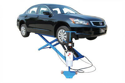 Rise Scissor Automotive Lift HYDRAULIC Movable LIFT NEW ARRIVAL 6200 lb