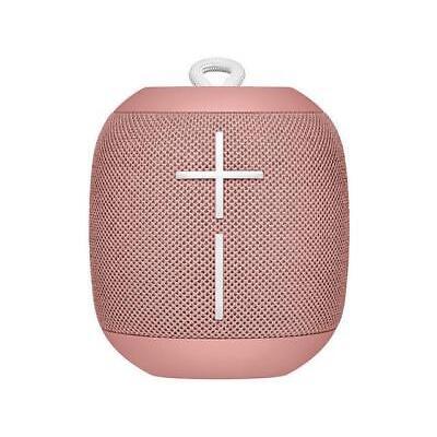 Ultimate Ears UE WONDERBOOM Waterproof Wireless Bluetooth Speaker, Cashmere Pink