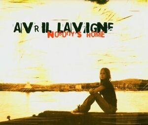 Avril-Lavigne-Nobody-039-s-home-2004-Maxi-CD