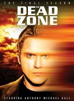 The Dead Zone Complete Season 6 Sealed 3 Dvd Set