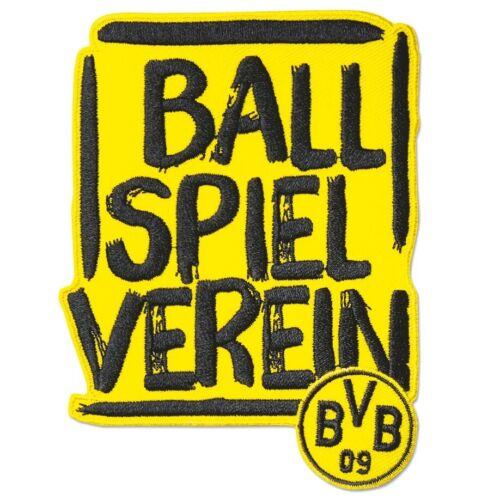 """Insignia de Borussia Dortmund remiendo del bordado /""""Polo Club/"""""""