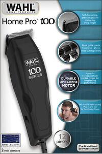 Wahl 1395-0460 Home Pro 100 Haarschneider Hairclipper Haircutter Trimmer