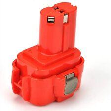 Ni-MH Battery 9.6V 2000mAh for MAKITA 9120 9122 192638-6 638344-4-2 6207D Type:A