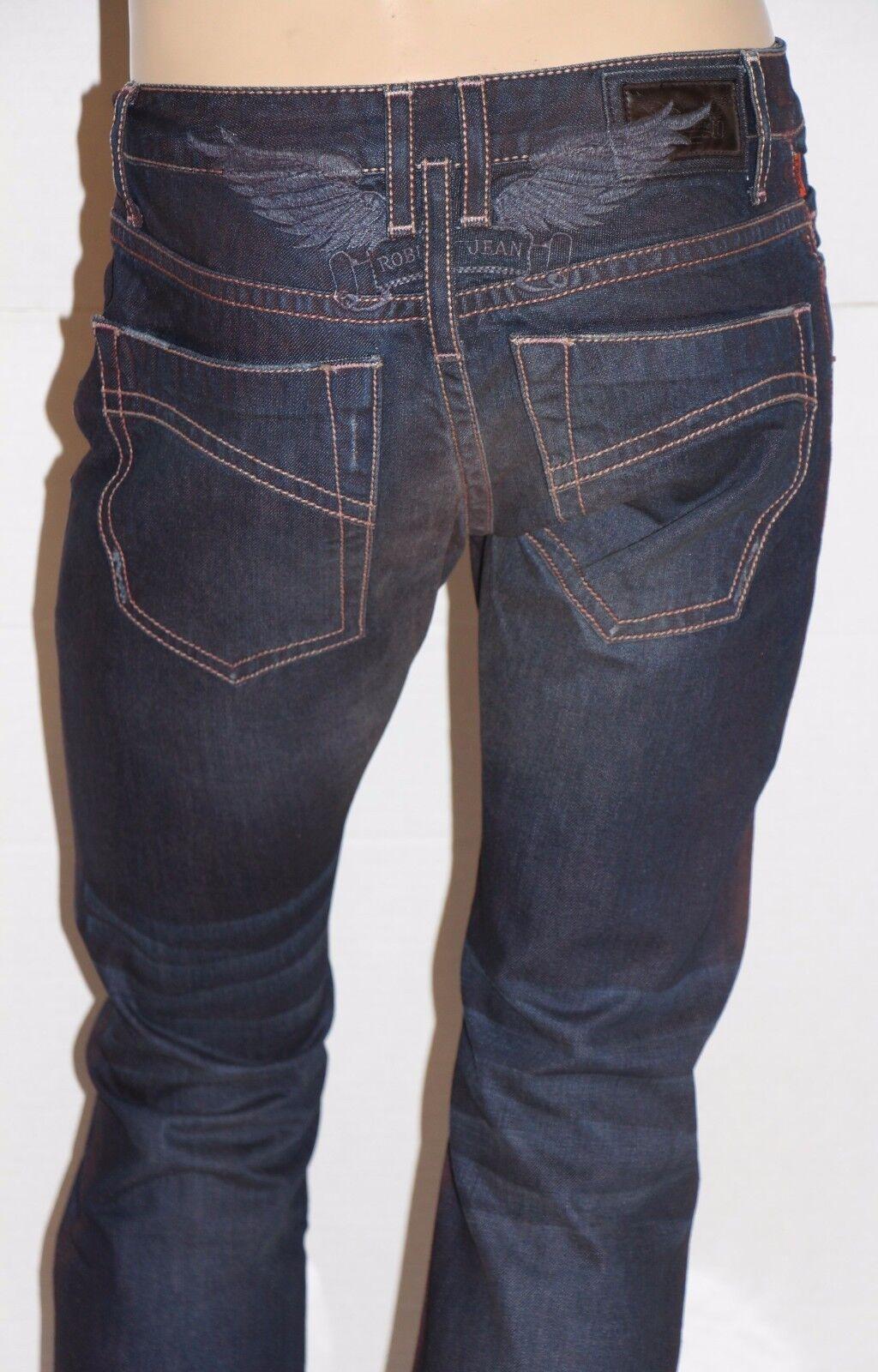 CHRISTMAS SPECIAL  New Men's ROBIN'S JEAN sz 38 MARLON Slim Straight Jeans