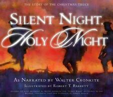 Silent Night, Holy Night: The Story of the Christmas Truce with CD (Audio), Very
