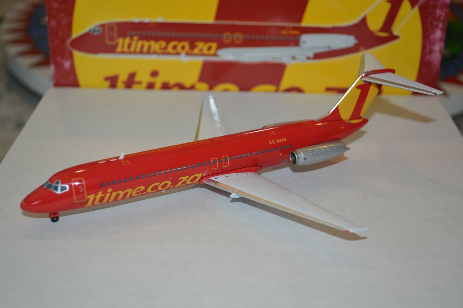 Inflight 200 1 200 1time.co.za McDonnell Douglas DC-9-30, ZS-NNN, NIB