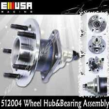 REAR Wheel Hub&Bearing Assembly 92-94 Chevy Lumina Z34 Coupe 2D 3.4 w/ABS 512004