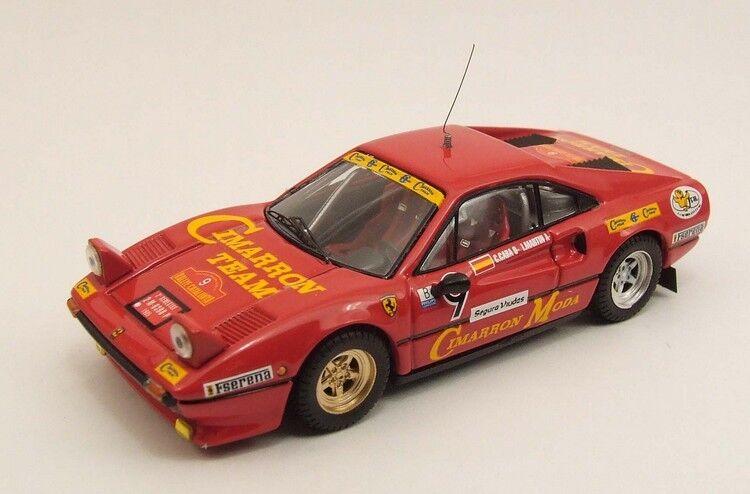 bäst modellllerL 9411 –Ferrari 308 GTB CataluNYA - 1985 –1  43