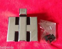 Front Emblem For Ih Block For Farmall Cub Tractor, 362387r1,to S210000