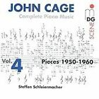 John Cage - Complete Piano Music Vol.4 (Pieces 1950-1960, 1999)