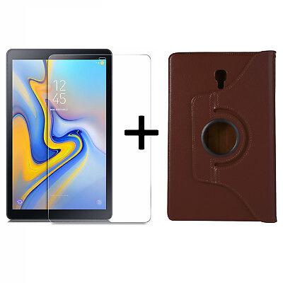 Set 2in1 Per Samsung Galaxy Tab A 10.5 Sm-t590 T595 Case Guscio + Protezione Display- Dolcezza Gradevole