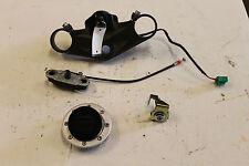 07 08 Hyosung GT250 GT250R ignition lock key set gas cap
