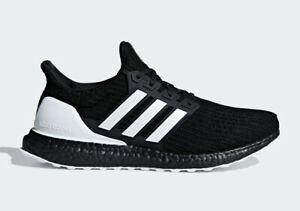 fe9b8d1f4a478 adidas Ultra Boost Orca Black White G28965 2018 Men Running Shoes Us ...