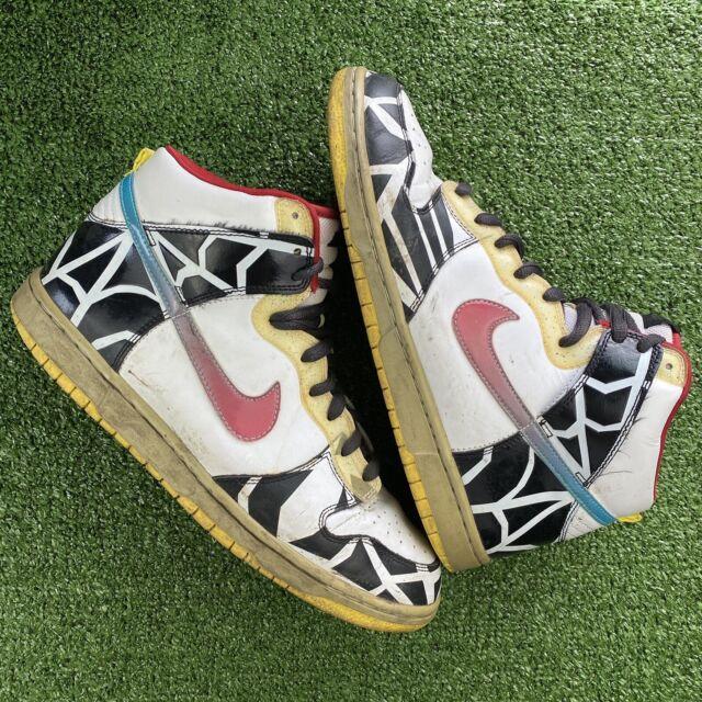 Nike Sb Dunk High Thrashin Size 11.5