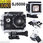 SJ5000 12MP Ultra HD 1080P Waterproof Action Camcorder Sports DV Camera Car Cam