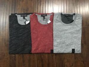 Banana-Republic-Men-039-s-Wicking-Space-Dye-Short-Sleeve-Tee-T-Shirt-S-M-L-XL-XXL