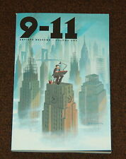 BOOK FORM DC COMICS 9-11 ARTISTS RESPOND VOLUME 1 Uncertified Softcover DRAMA