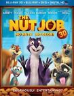 Nut Job 3d 0025192203008 With Will Arnett Blu-ray Region a
