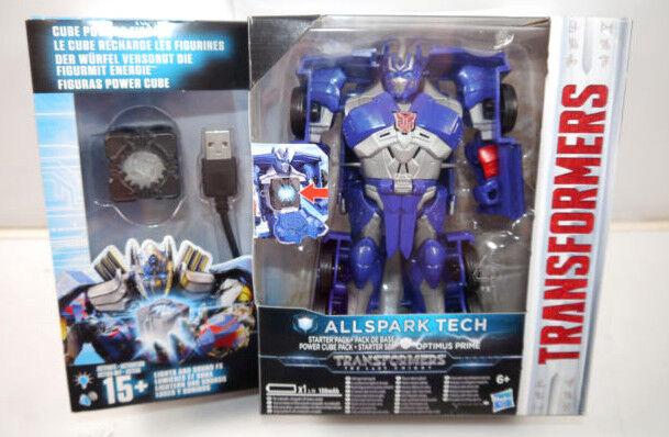 Trasformatori Last Cavaliere - Optimus Prime Actionfigur Allspark Tech Nuovo (L)