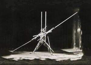 Metaphysical Theatre VII Oskar Schlemmer Vintage Bauhaus Poster