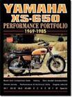 Performance Portfolio: Yamaha XS-650, 1969-1985 by R. M. Clarke (2001, Paperback)