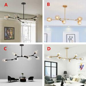 Large-Chandelier-Lighting-Bar-Lamp-Kitchen-Pendant-Light-Glass-LED-Ceiling-Light